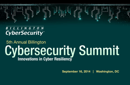 Billington Cybersecurity Conference